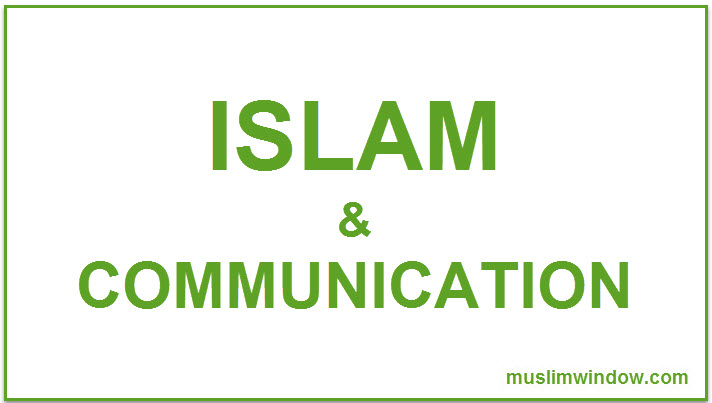 Communication and Islam